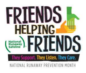 November is National Runaway Prevention Month