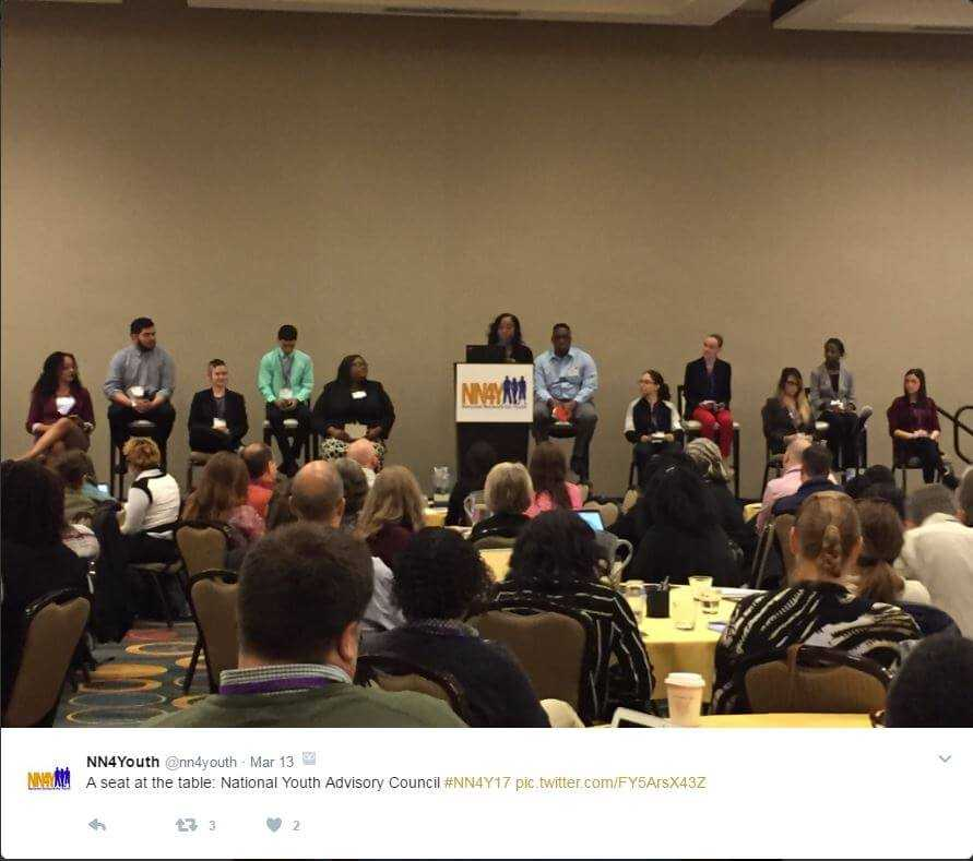 Youth Advisory Council | National Network for Youth | Summit on Youth Homelessness