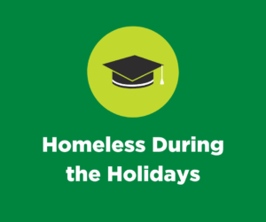 Homeless During the Holidays 1