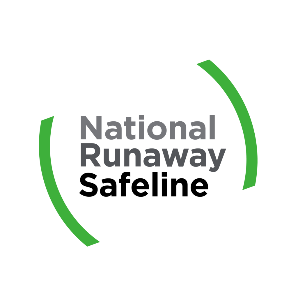 national runaway safeline logo light