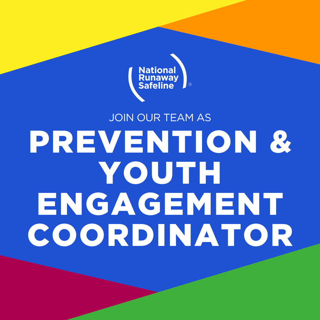 Job Posting: Prevention & Youth Engagement Coordinator